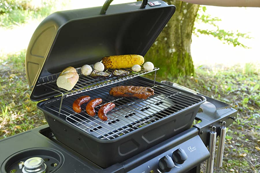 Mayer Gasgrill Zunda Test : Mayer barbecue zunda gasgrill mgg 4201 basic: amazon.de: garten