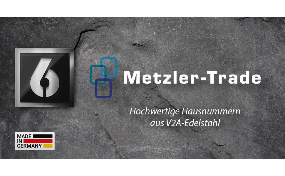 Hausnummer Edelstahl /& Acrylglas Anthrazit RAL 7016 Anthrazit RAL 7016 Sonderzeichen m/öglich 175 x 250 mm modern
