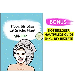 Waschbare Abschminkpads Bonus Hautpflege Guide Perfektes Geschenk Nachhaltig Zero Waste