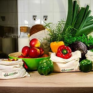 Gemüsenetz
