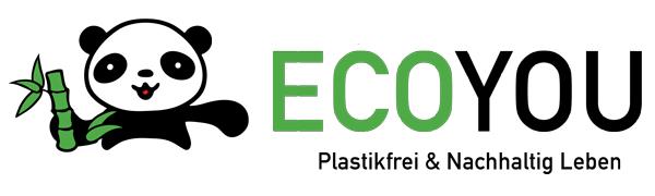 EcoYou Plastikfrei Nachhaltig Leben Einkaufen ohne Plastik Gemüsenetz Abschminkpads Stoffwattepads