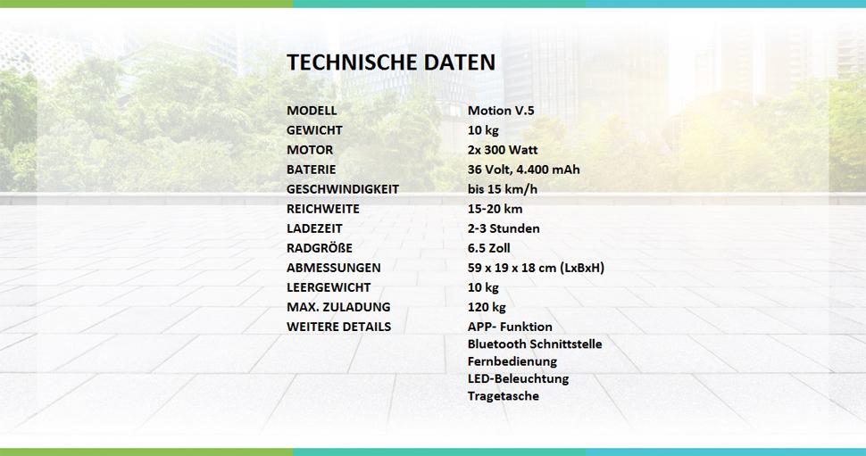5 Zoll 600W-Motion V.5 mit App Funktion 600 Watt 600 Watt Smartway Balance Scooter 6 Bluetooth Lautsprecher EveMotion GmbH Carbon Elektro Self Balance E-Scooter Kinder Sicherheitsmodus