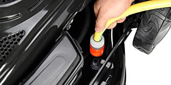 BRAST Benzin Rasenmäher Selbstantrieb GT Markengetriebe 196ccm 4,4kW (6PS) 51cmEasy Clean