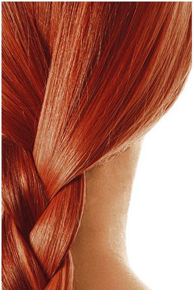 Blonde haare mit khadi braun farben