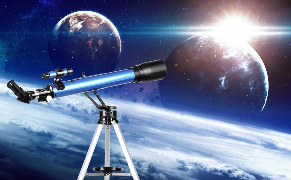 Telmu teleskop mm astronomisches teleskop mit amazon