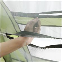 wasserdicht Fenster