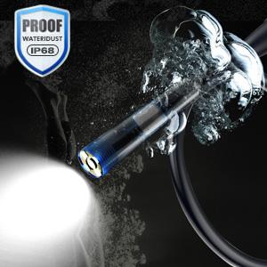 Wasserdicht IP68 WiFi Endoskopkamera Inspektionskamera