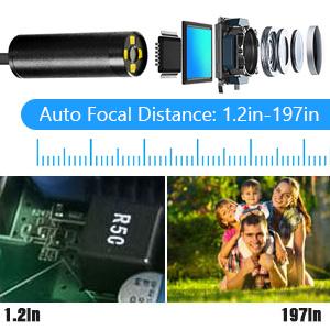Autofokus-Kamera Autofokuskamera