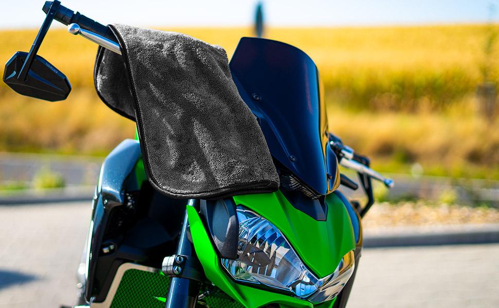 Detailmate Auto Wäsche Set Koch Chemie Nano Magic Shampoo 750ml Eimer Ca 20l Grit Guard Schmutz Einsatz Super Saugfähiger Wasch Handschuh Chenille Mikrofaser Trockentuch 40x55cm 1000 Gsm Auto