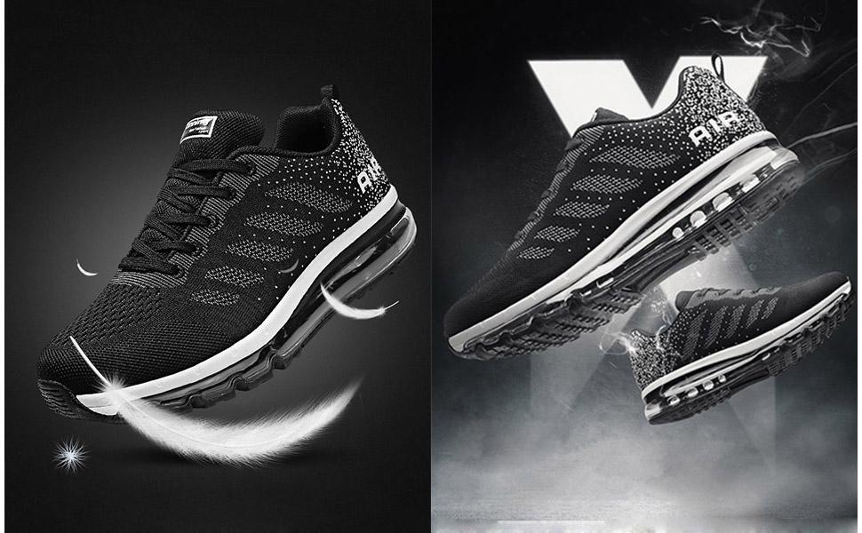 9e22579c5ecd5 tqgold® Sportschuhe Herren Damen Laufschuhe Turnschuhe Sneakers ...