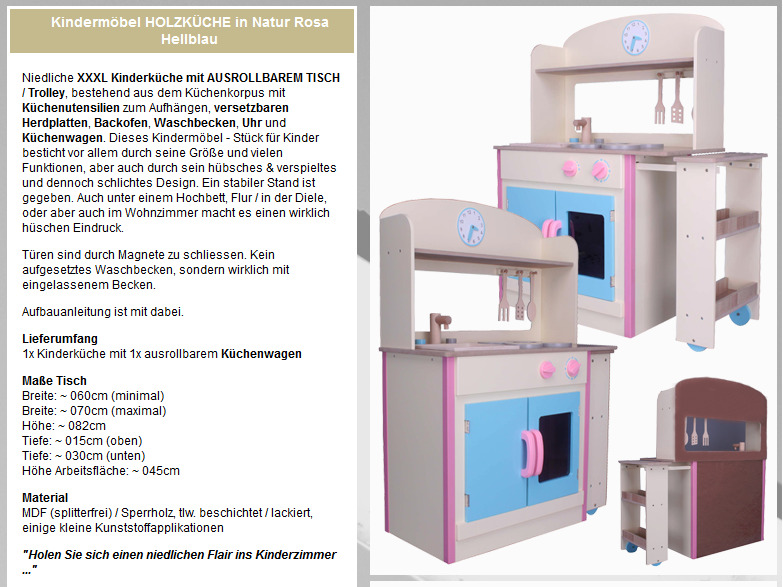 Wunderbar Kinderküche Aus Spielset Ideen - Küchen Ideen - celluwood.com