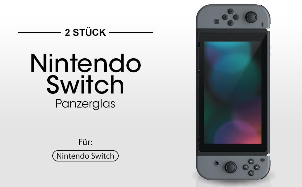 Nintendo Switch Panzerglas
