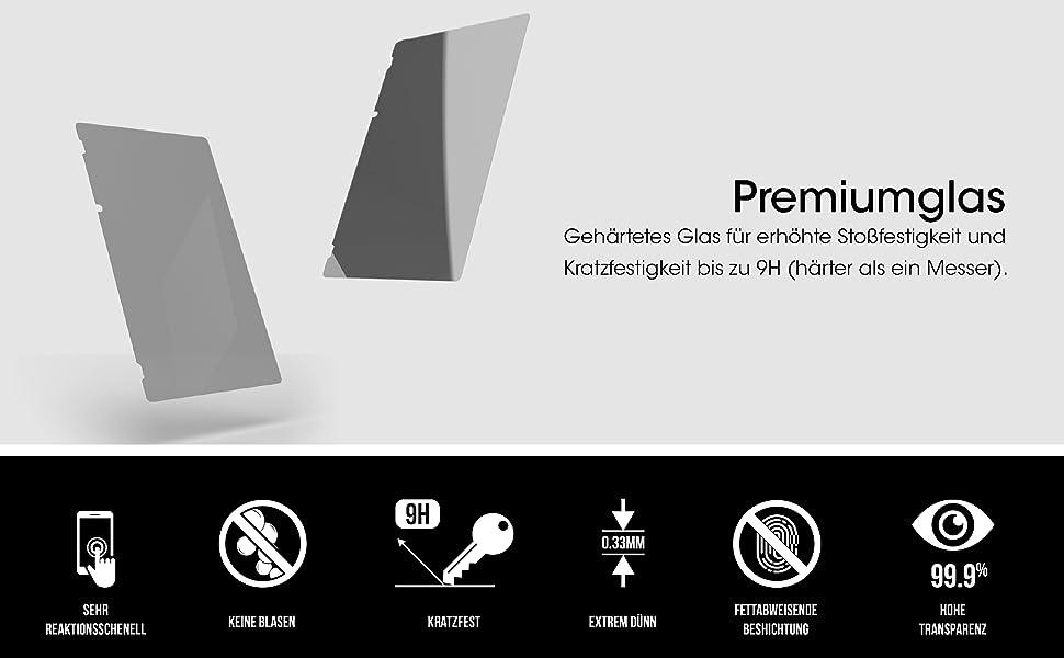 Nintendo Switch Premiumglas