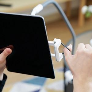 schwanenhals halterung tablet