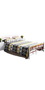 Doppelbett Bettrahmen mit Lattenrost