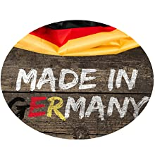 Made in Germany Höchste Qualität hergestellt in Deutschland