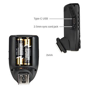 Actualización de firmware USB.