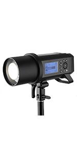 Godox Speedlite Flash V860ii S Pioneer Camera For Sony Camera Photo