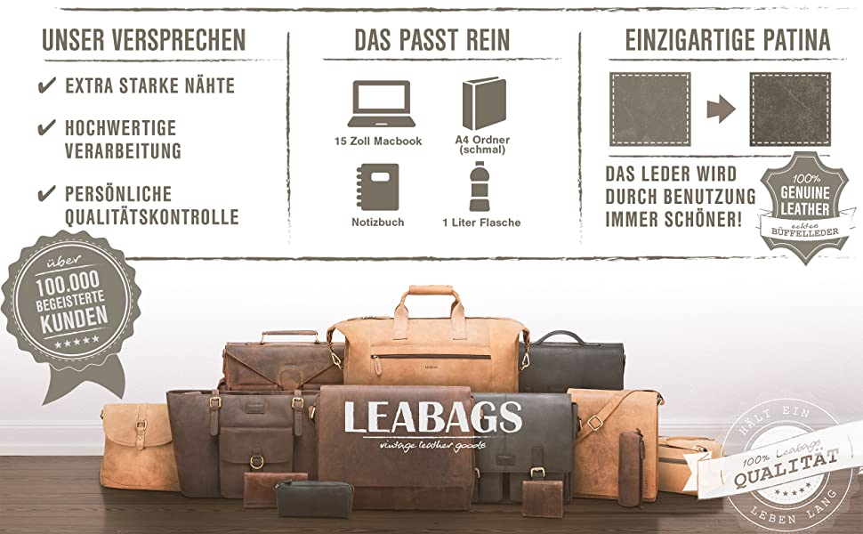 LEABAGS Oxford