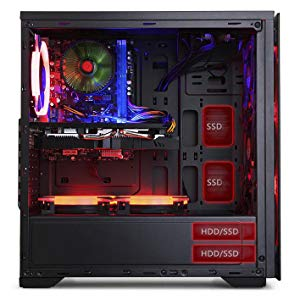 Golden Field N17 Pc Case Atx M Atx Computers Accessories