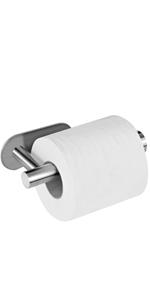 Aikzik Toiletpapierhouder zonder boren