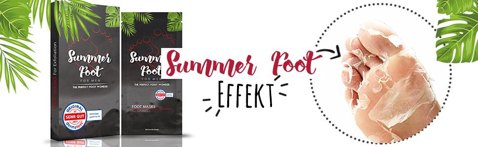 Summer Foot For Men