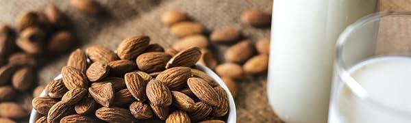 nussmilchbeutel nussmilch mandelmilch bio vegan ökologisch selbstgemacht