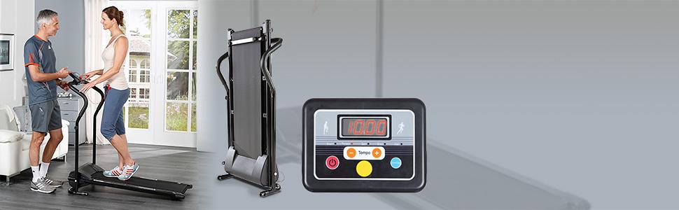 aktivshop laufband mit elektrischem motor bis 10 km h klappbar belastbarkeit bis 120 kg. Black Bedroom Furniture Sets. Home Design Ideas