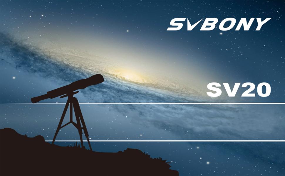 Svbony Teleskop Sv20 80mm Reflektor Teleskop Mit Svbony Kamera