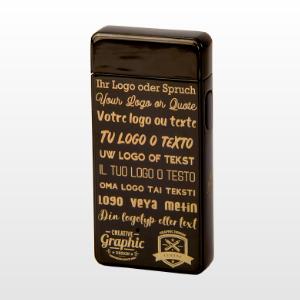 TESLA Lighter T14 Weiß Lichtbogen Feuerzeug USB Aufladbar