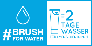 #brushforwater
