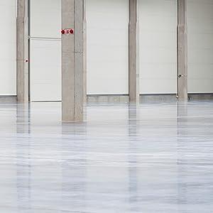 2k Epoxidharz Farbe Garagenfarbe Bodenbeschichtung Kieselgrau