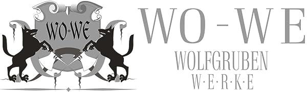 WO-WE WOWE WE WE Wolfgruben Werke Farbe Fassade