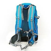 wie man serch ästhetisches Aussehen weltweit bekannt mapuera Aero - Leichter Tagesrucksack mit Rückenbelüftung ...