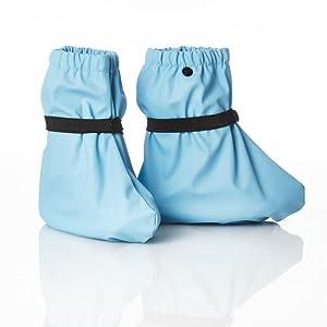 sale retailer cdfa8 cd857 smileBaby Regenüberschuh Regenfüßling Regenschuh für Kinder und Babys  wasserdicht