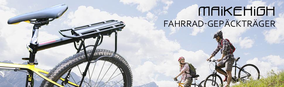 Fahrradzubehör Gepäckträger