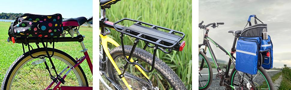 Träger Fahrrad Gepäckträger Fahrradzubehör