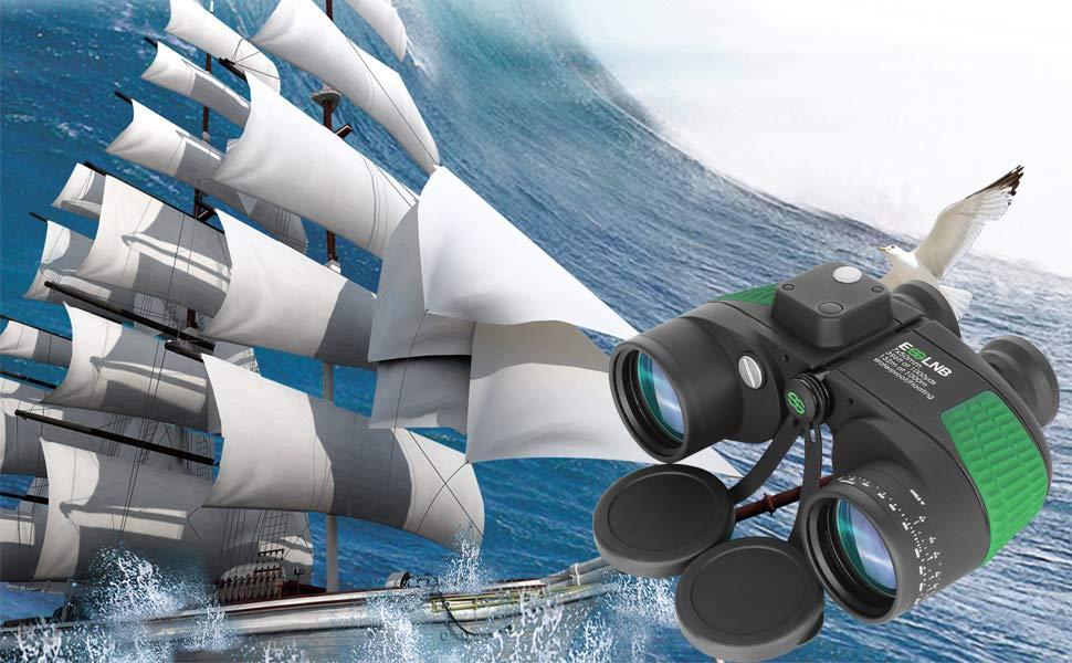 Esslnb marine fernglas mit nachtsicht entfernungsmesser amazon