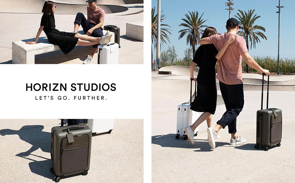 horizn studios m5 handgep ck kabinen trolley koffer. Black Bedroom Furniture Sets. Home Design Ideas