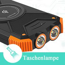 Dual Taschenlampen, 2 LED-Leuchten