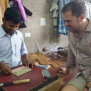 Unsere Produktion in Indien
