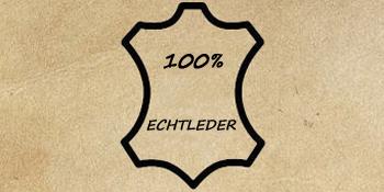 100% ECHTLEDER
