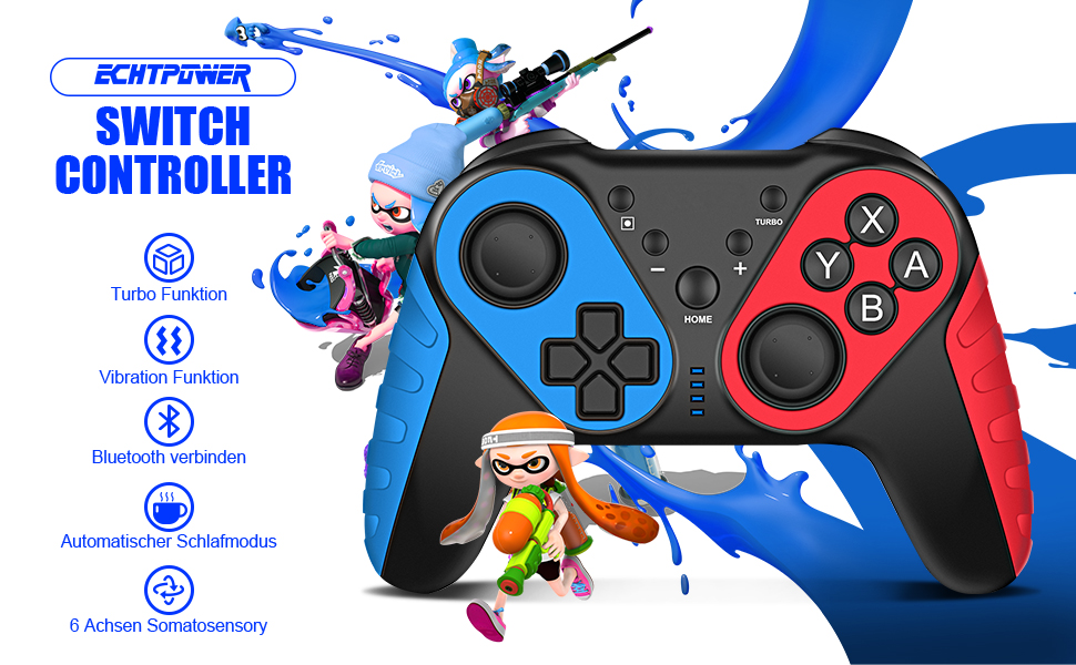 Swtich Controller