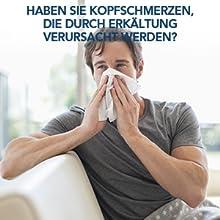 Entlasten Grippe-Kopfschmerzen
