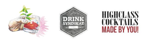 Cocktail-Geschenksets von Drink-Syndikat