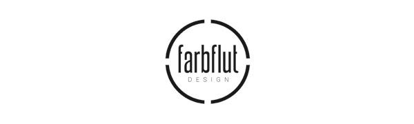 Logo farbflut Design GmbH