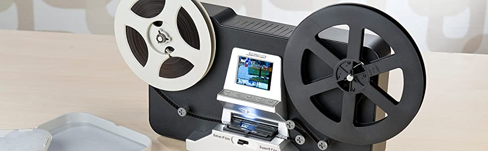 Somikon Filmscanner: HD-XL-Film-Scanner: Amazon.de: Elektronik