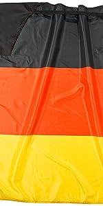 Stirnband /& Armb/änder 4-tlg Hawaii-Fan-Set Deutschland Fanartikel Kette PEARL WM-Fan-Artikel