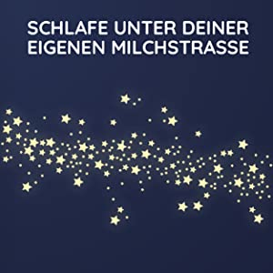 leuchtsterne sternenhimmel leuchtaufkleber