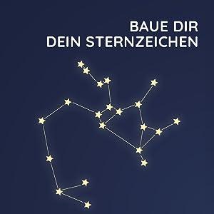 Sternenhimmel leuchtaufkleber leuchtsterne